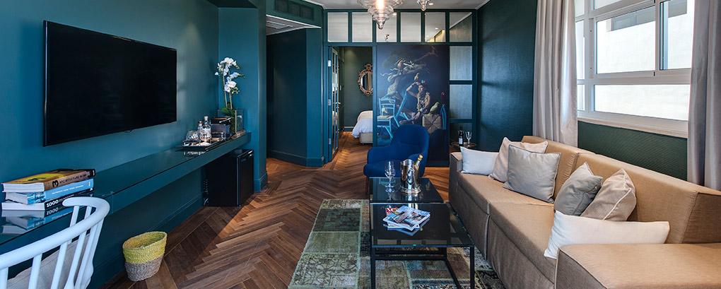 מלון בוטיק גורדון הוטל אנד לאונג |מלון בוטיק תל אביבי